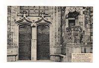 44 - cpa - GUERANDE - Porte de la Chaire de l'église (A4665)