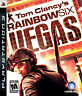 Tom Clancy's Rainbow Six: Vegas (Sony PlayStation 3, 2007) DISC ONLY