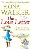 The Love Letter by Fiona Walker, Acceptable Book (Paperback) FREE & Fast Deliver