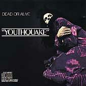 DEAD OR ALIVE Youthquake CD Pete Burns S.A.W Bonus Tracks