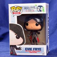 Funko Pop! Vinyl Figure Games Assassins Creed #74 Evie Frye Vaulted FUN7255