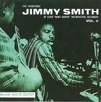 Smith, Jimmy-Live at the Baby Grand 2 CD Live  New