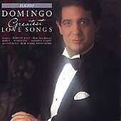 Domingo - Greatest Love Songs, Placido Domingo, Audio CD, Good, FREE & Fast Deli