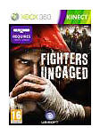 Fighters Uncaged - Kinect Compatible (Xbox 360), Video Games
