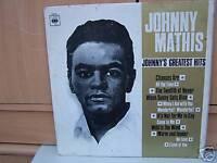 Vinyl Album, Johnny's Greatest Hits by Johnny Mathis