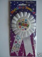 Award Ribbon/Badge (Party) It's My Birthday (HB SE AA)
