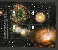 GB 2002 Astronomy Minisheet SGMS2315 unmounted mint stamps cat £6
