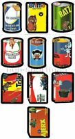 WACKY PACKAGES ALL NEW SERIES 6 MAKE YOUR OWN SET (10)