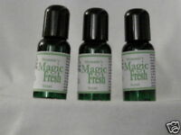 Adult Baby MommiesScents 3 bottles Magic Fresh Scent
