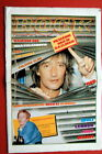 ROD STEWART ON COVER 1983 VERY RARE EXYU MAGAZINE