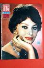 SOPHIA LOREN ON COVER 1966 VERY RARE EXYU MAGAZINE