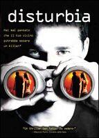 DVD film: DISTURBIA (2007) ex-noleggio