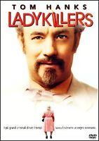 DVD film: LADYKILLERS (2004) Tom Hanks ex noleggio