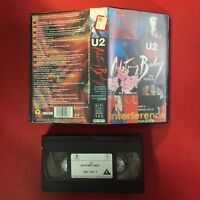 VHS U2 - ACHTUNG BABY , THE VIDEOS CAMEOS , 1992  music