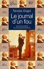 LE JOURNAL D'UN FOU par Nicolas Gogol