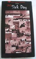 2K2 Sick Day (Paris, Wiig, Gilles, White) Snowboard VHS