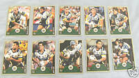 2006 ACCOLADE RUGBY LEAGUE CARDS - NORTH QUEENSLAND
