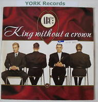"""ABC - King Without A Crown - Excellent Con 12"""" Single"""