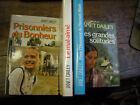 lot de 4 livres de Janet Dailey