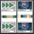 1987 Australia Day - MUH Gutter Pairs