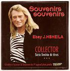 CD JOHNNY HALLYDAY Souvenirs Souvenirs Hors COMMERCE