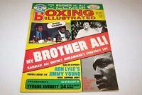 6/1975 BOXING ILLUSTRATED magazine MUHAMMED ALI