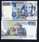 10.000 Lire Volta lettera K FDS
