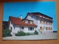 Ansichtskarte Gasthaus Baden Baden Geroldsau