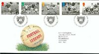 GB FDC GPO COVERS BUREAU HANDSTAMP 1996 VARIOUS
