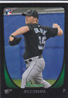 Kyle Drabek Toronto Blue Jays 2011 Bowman Baseball Rookie Card