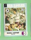 1977 SCANLENS RUGBY LEAGUE CARD - #88 RUSSELL GARTNER, MANLY SEA EAGLES
