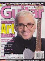 MARCH 1999 GUITAR vintage music magazine ART ALEXAKIS -