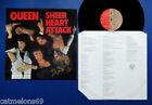 QUEEN LP SHEER HEART ATTACK SUPERB UK 1ST + 1ST PRESS LYRIC INNER RARE EMI 1974