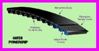 ** Gates PowerGrip HTD Belt 111-3M-09 / 92932203 / 9293-2203 / 1113M09 NEW **