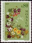 """MONACO N° 1076 """"CONCOURS INTERNATIONAL DE BOUQUETS, 80 C""""NEUF xxTTB"""