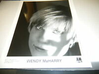 8X10 Black and White  Glossy  photo  Wendy MaHarry  042112Lm