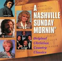 A Nashville Sunday Mornin' - Original Christian Country Classics - CD