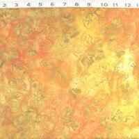 """C1062-14BFQ MODA BATIK Print Paradise Aruba #4512-11 """"Sunrise"""" by the Fat Qtr."""