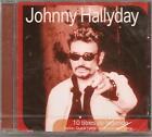 CD JOHNNY HALLYDAY HORS COMMERCE SFR 10 TITRES DE LEGENDE