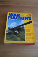 War Machine No 15 Self propelled Guns & Howitzers / The M109 Family