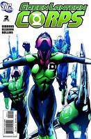 Green Lantern Corps #2 Comic Book 2006 - DC