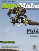Supermoto Racer Mag - 2 Issues - No.7 & 12(NEW COPIES)