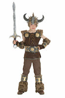 VIKING Boy Costume How to Train your Dragon Hiccup Child 3T 3 4 5 6 7 8 9 10 12