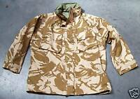 NEW - Army Issue DESERT Camo Goretex Waterproof Jacket - Size 180/104