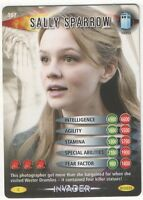 Doctor Who Battles In Time Invader Trading Cards Pick From List 378 To 443