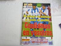 2000-1 RC DEPORTIVO LA CORUNA v LEEDS UNITED CHAMPIONS LEAGUE  (TODO DEPORTE