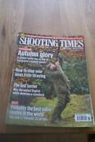 Shooting Times 16th Nov 2011 How To Stop Your Birds From Straying