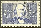 "FRANCE TIMBRE STAMP N°464 ""AU PROFIT DES CHOMEURS INTELLECTUELS"" OBLITERE TB"