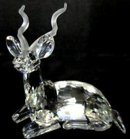 SWAROVSKI SCS #DO1X941 KUDU BNIB INSPIRATION AFRICA SERIES RETIRED FREE SHIPPING