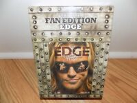 WWE: Edge - A Decade of Decadence (DVD, 2008, Ultimate Fan Edition) BRAND NEW!